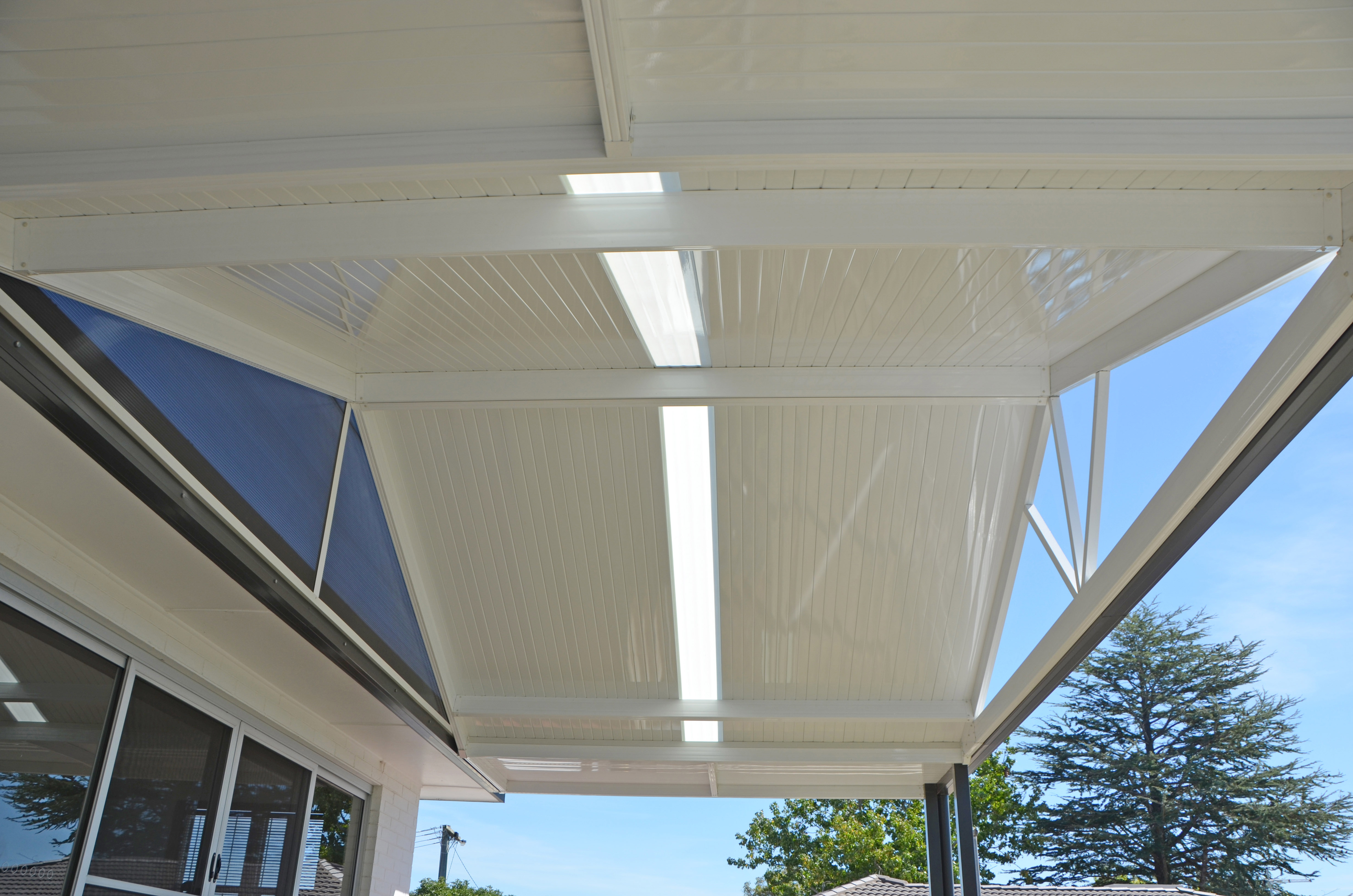 Sol home improvements pergola roof designs - Options for roof remodeling ...